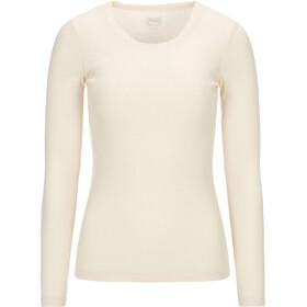 super.natural Scarlett Rib LS 165 Naiset alusvaatteet , valkoinen